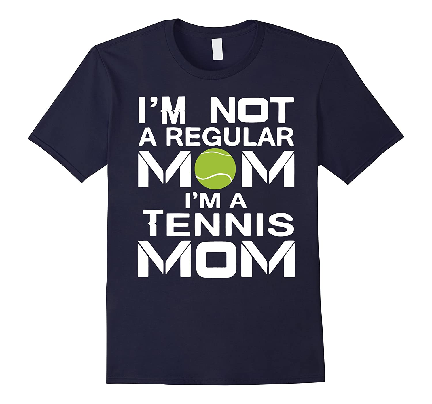 Tennis Shirts - I Am A Tennis Mom shirts-Art