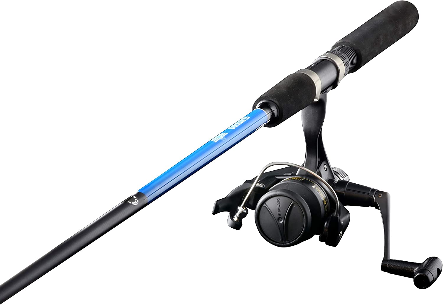 SHIMANO IX Rear Drag Freshwater Spinning Reel: Amazon.es: Deportes ...