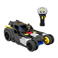 Deals on Imaginext DC Super Friends Transforming Batmobile R/C Vehicle