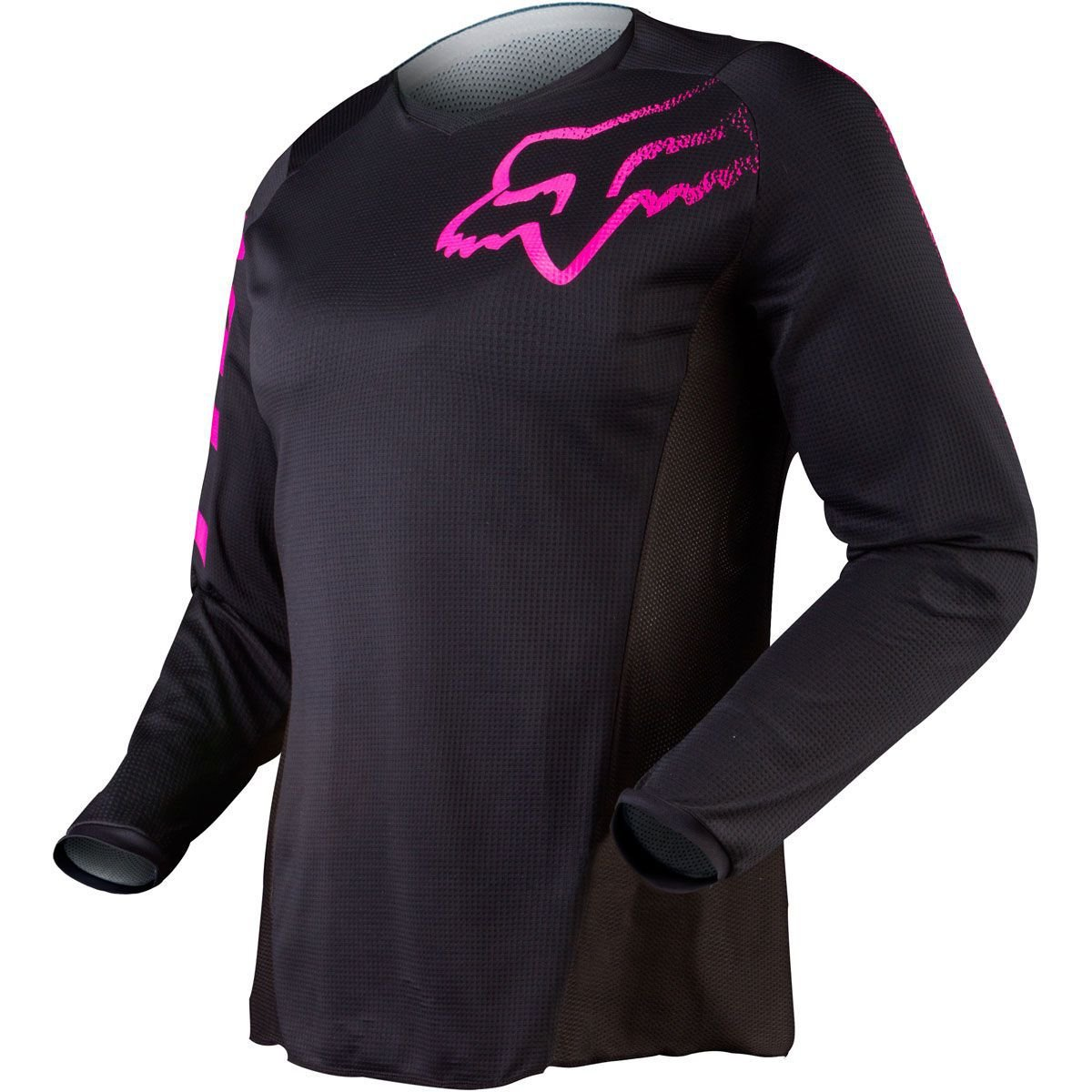 Fox 2018 Racing Womens Blackout Jersey-L