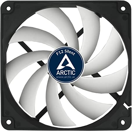 ARCTIC F12 Silent - 120 mm - F-Series Ventilador de Caja para CPU ...