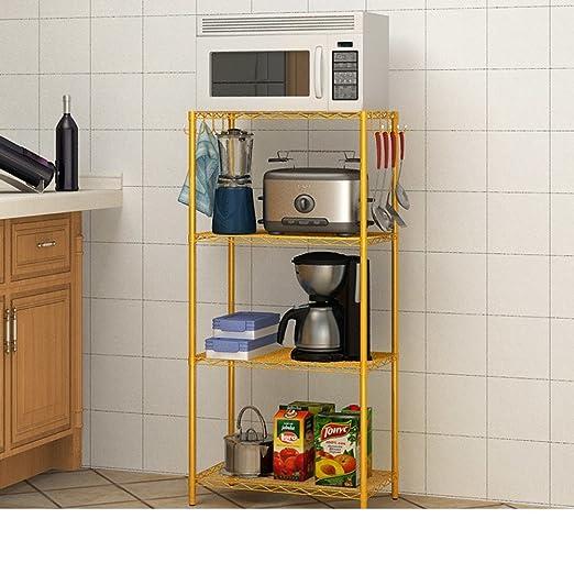 Múltiples capas rack en la cocina/microondas horno/aterrizó ...