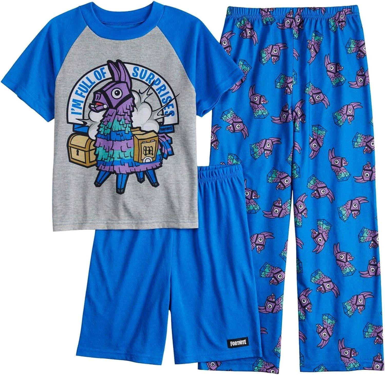 Fortnite Boys Llama Pyjamas