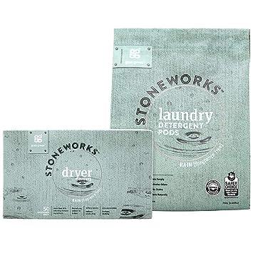 Amazon.com: Grab Green Stoneworks - Juego de sábanas para ...