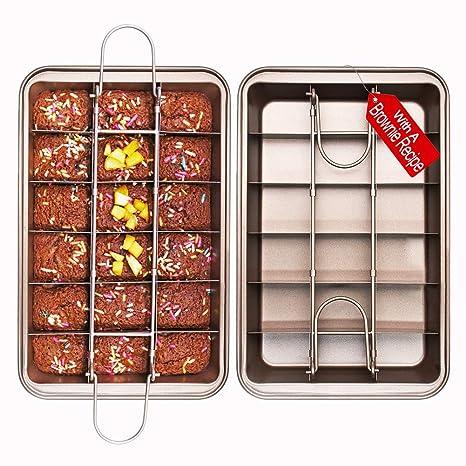 Amazon.com: Cookware company – Molde antiadherente 8
