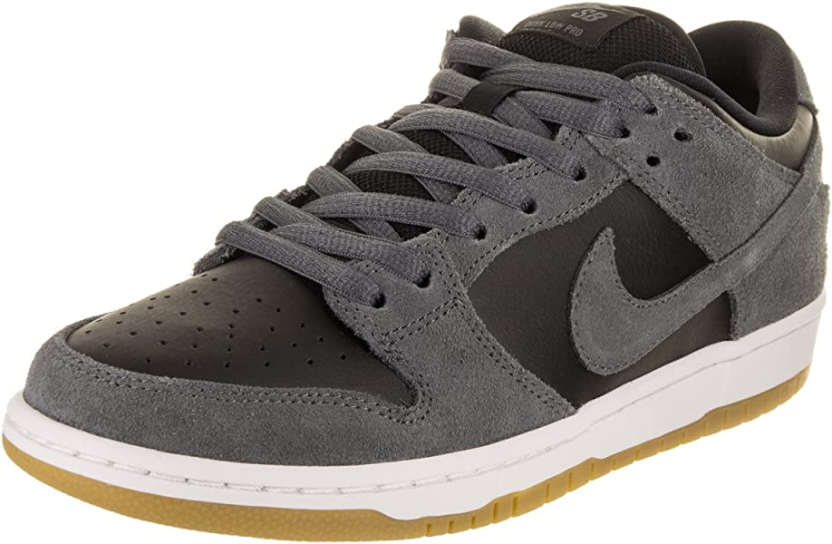 size 40 5915a e83be Nike Men s Sb Dunk Low TRD Fitness Shoes, Multicolour Dark Grey Black White  001, 6.5 UK  Amazon.co.uk  Shoes   Bags