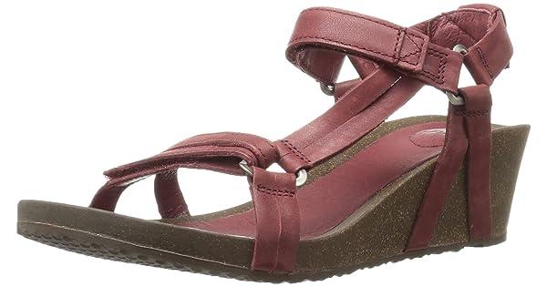 ef573cc51e35 Teva Women s W Ysidro Universal Wedge Sandal