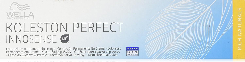 Wella 81537102 KP Innosense Coloración Permanente - 60 ml ...