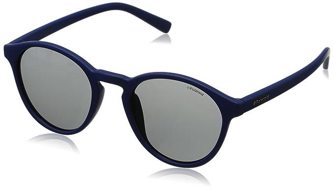 Polaroid PLD 1013/S AH PMM, Gafas de sol para Hombre, Azul (Matt Blue/Grey Pz) 50: Amazon.es: Ropa y accesorios