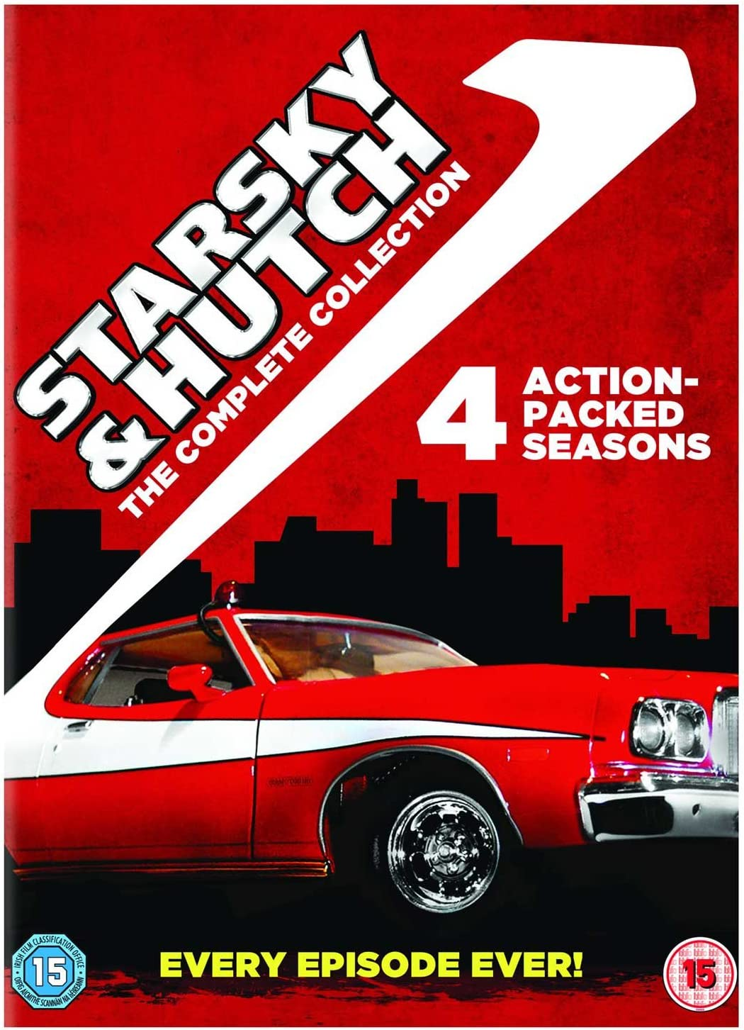 Starsky and Hutch - The Complete Collection DVD