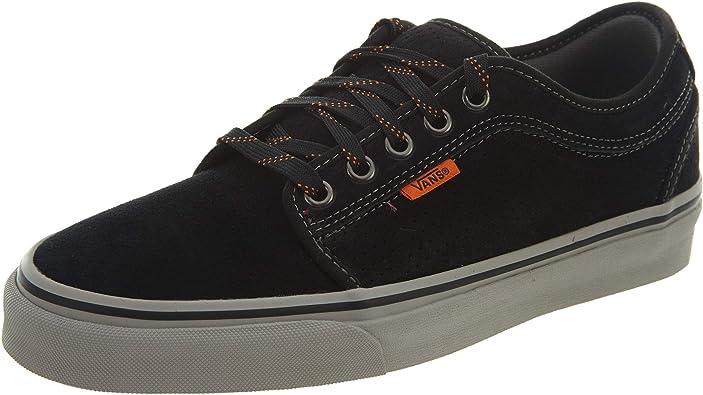compañerismo Agencia de viajes Leyenda  Amazon.com | Vans Chukka Low Mens | Shoes