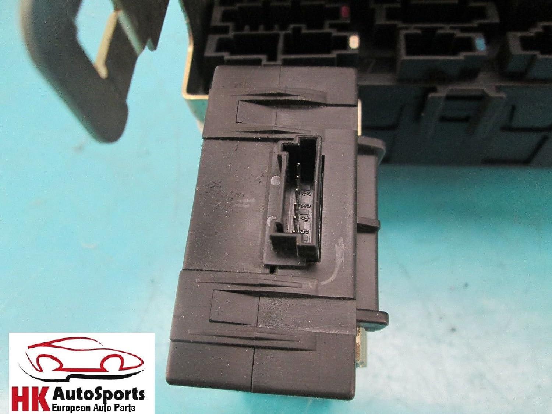 Mercedes Benz C320 Trunk Sam Signal Acquisition Fuse Box E46 W Theft Module 2002 02 Electronics