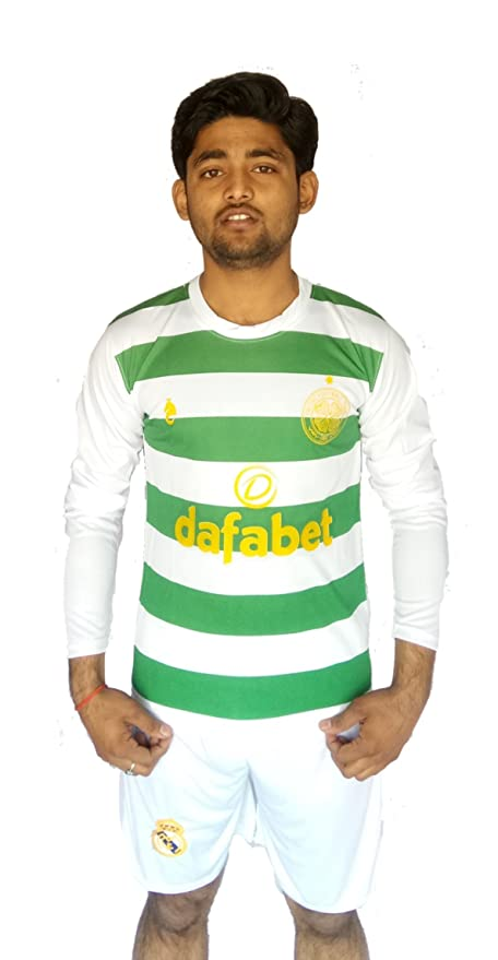 8a139665ef2 Buy dafabet football club jersey and shorts (white
