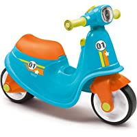 Smoby Ride-On Scooter, Blue