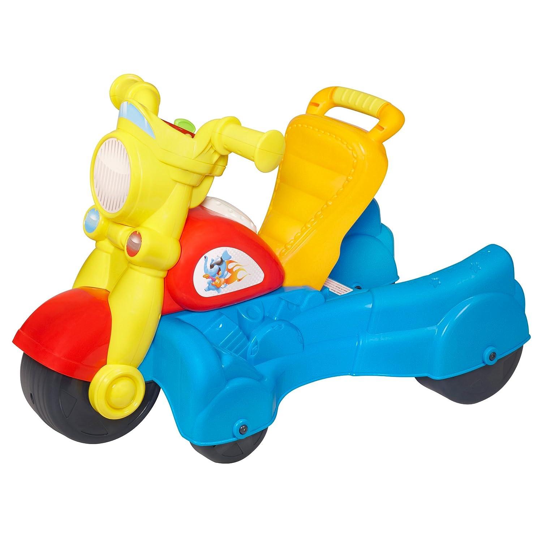 Amazon Rocktivity Walk N Roll Rider Blue Toys & Games