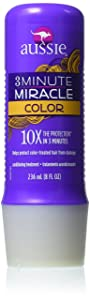 Aussie 3 Minute Miracle Color Conditioning Treatment, 8 oz, 2 pack
