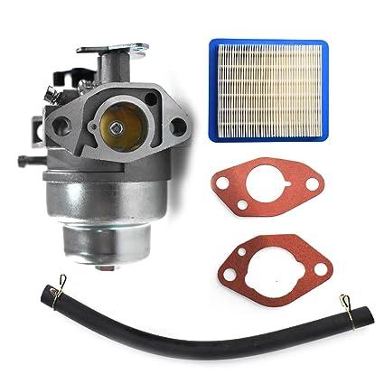 jrl carburador para Honda GCV135 GCV160 GC135 GC160 Motor de filtro de aire de la junta