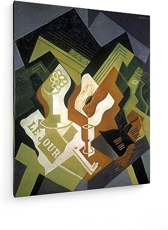 weewado Guitarra y frutero - Juan Gris - Pintura 1919-60x75 cm ...