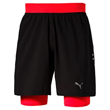 Puma Active Boys Woven Boys Shorts Black COMUK:3466
