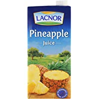 Lacnor Essentials Pineapple Juice - 1 Litre