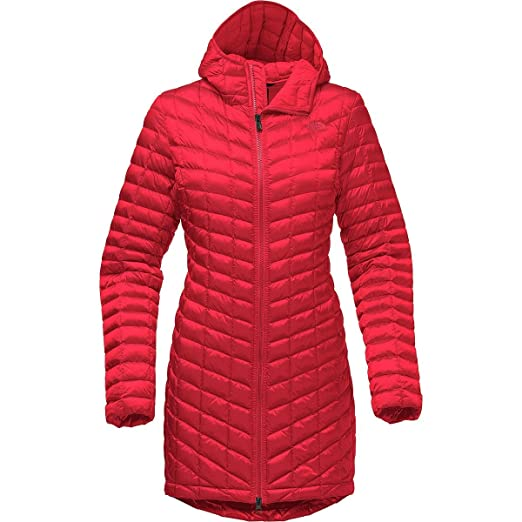 separation shoes 12ba9 2ea9e The North Face Women s Thermoball Parka II - Red - XS (Past Season)
