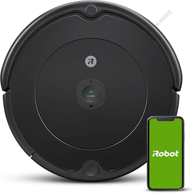 Aspirateur robot iRobot Roomba 692 connecté via Wi-Fi - Idéal pour les...