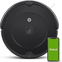 Robot odkurzający iRobot Roomba 692 doskonały do dywanów i twardych powierzchni, technologia Dirt Detect - 3-stopniowy…