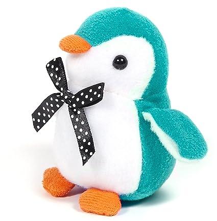 Amazon Com Birthdayexpress Penguin Plush Stuffed Animal Toys Games