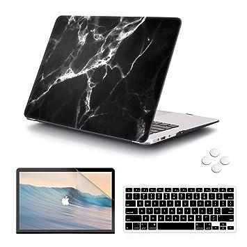 Amazon.com: iCasso - Carcasa rígida para MacBook Air de 11 ...