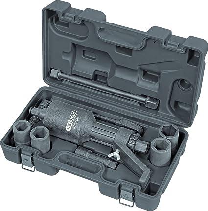 KS Tools 516.1180 Surtido de multiplicadores de fuerza, 7 pzs.
