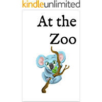 At the Zoo: A Bilingual English-Danish Picture Book