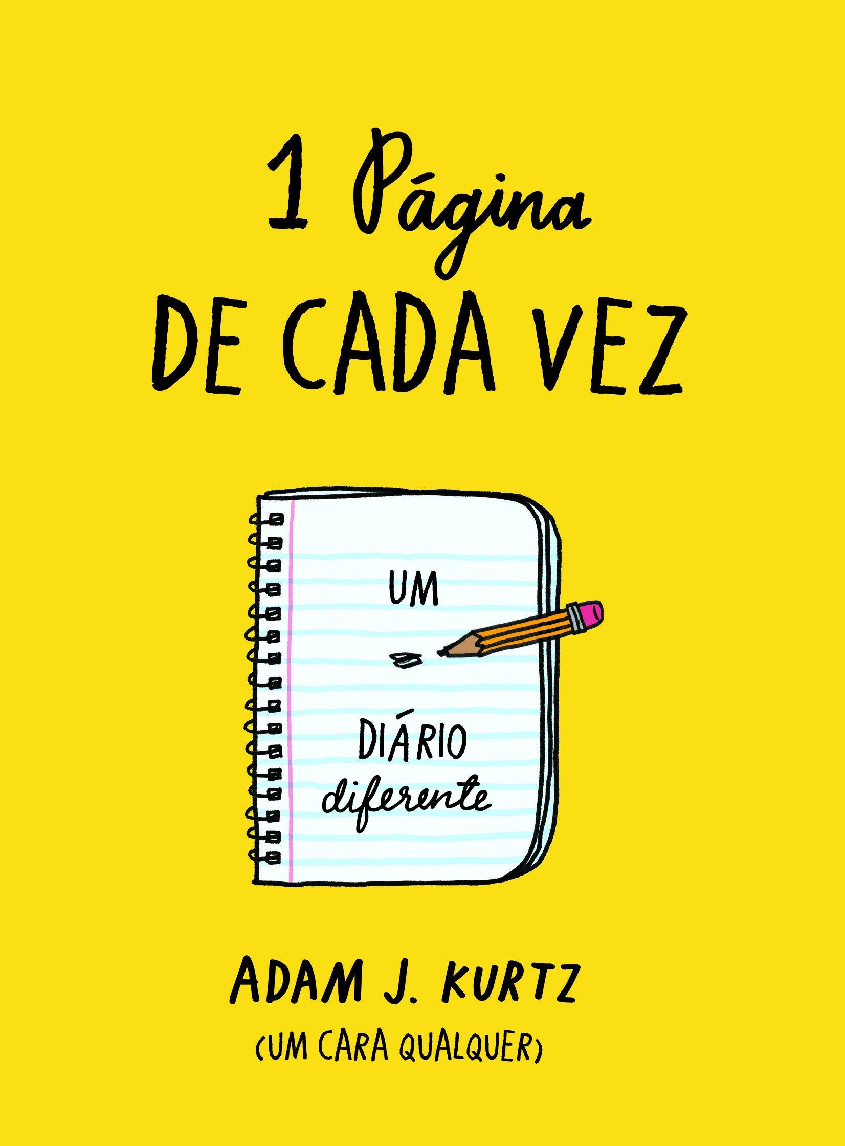 Uma Pagina de Cada Vez: Um Diario Diferente (Em Portugues do ...