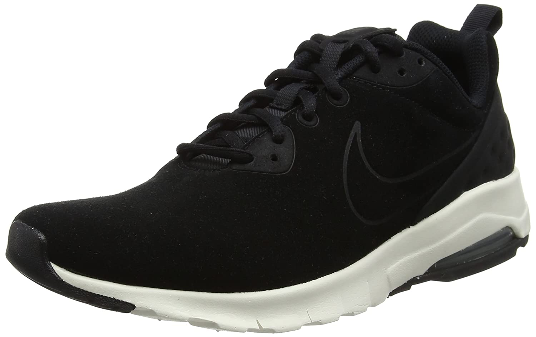 Nike Air MAX Motion LW Premium, Zapatillas para Hombre 43 EU|Negro (Black/Black-sail)
