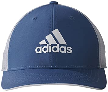 fb7c641f05ed4 adidas Men s Lightweight Climacool Flexfit Hat Caps