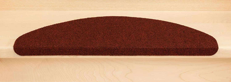 Kettelservice-Metzker Stufenmatten Ramon Halbrund Beige//Braun 1 St/ück