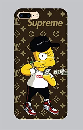 coque bart iphone 7