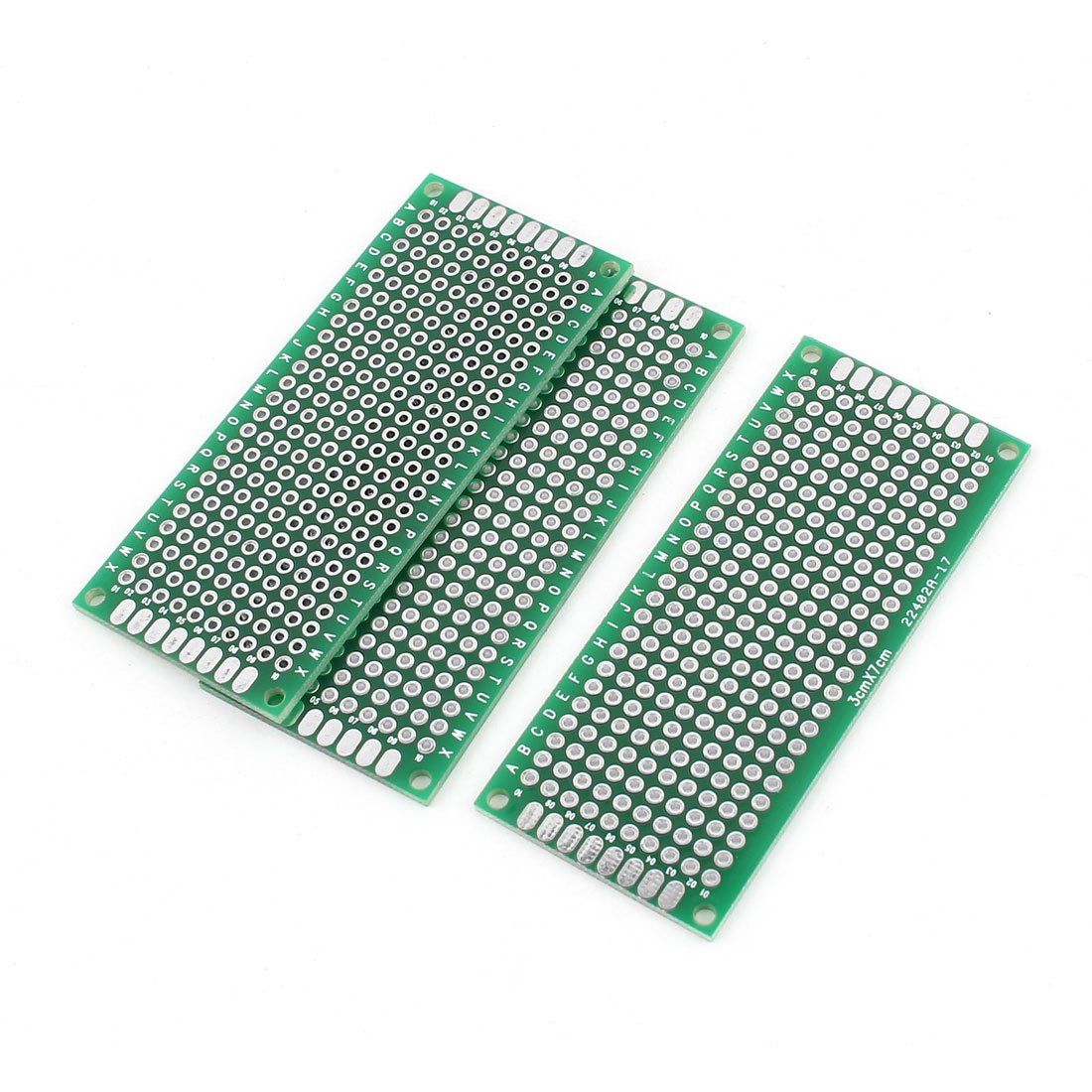 uxcell 300x200mm Single-Sided Copper Clad Laminate PCB Circuit Board FR4 1.5mm Thickness DIY Prototyping PCB Board