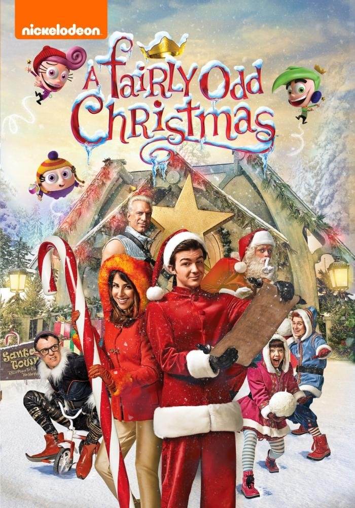 Fairly Oddparents Christmas Movie.Amazon Com Fairly Oddparents A Fairly Odd Christmas