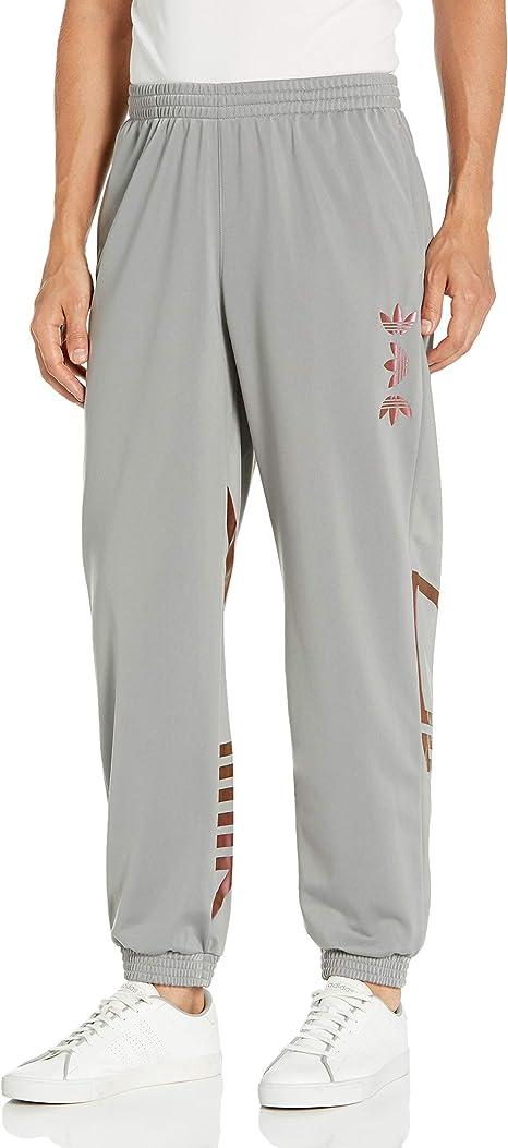 heno motivo recurso  adidas Originals Pantalón de chándal grande para hombre: Amazon.es: Ropa y  accesorios