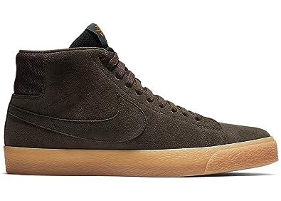 131f28ae9a05b Amazon.com | Nike SB Zoom Blazer Mid Velvet Brown Mens US 9.5 | Shoes