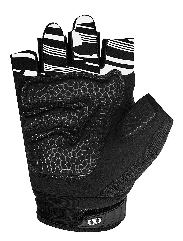 Slip Palm Fingerless Gloves Motorcycle Motocross Sports Gloves Seibertron Dirtclaw Unisex BMX MX ATV MTB Road Racing Mountain Bike Bicycle Cycling Off-Road//Dirt Bike Gel Padded Anti