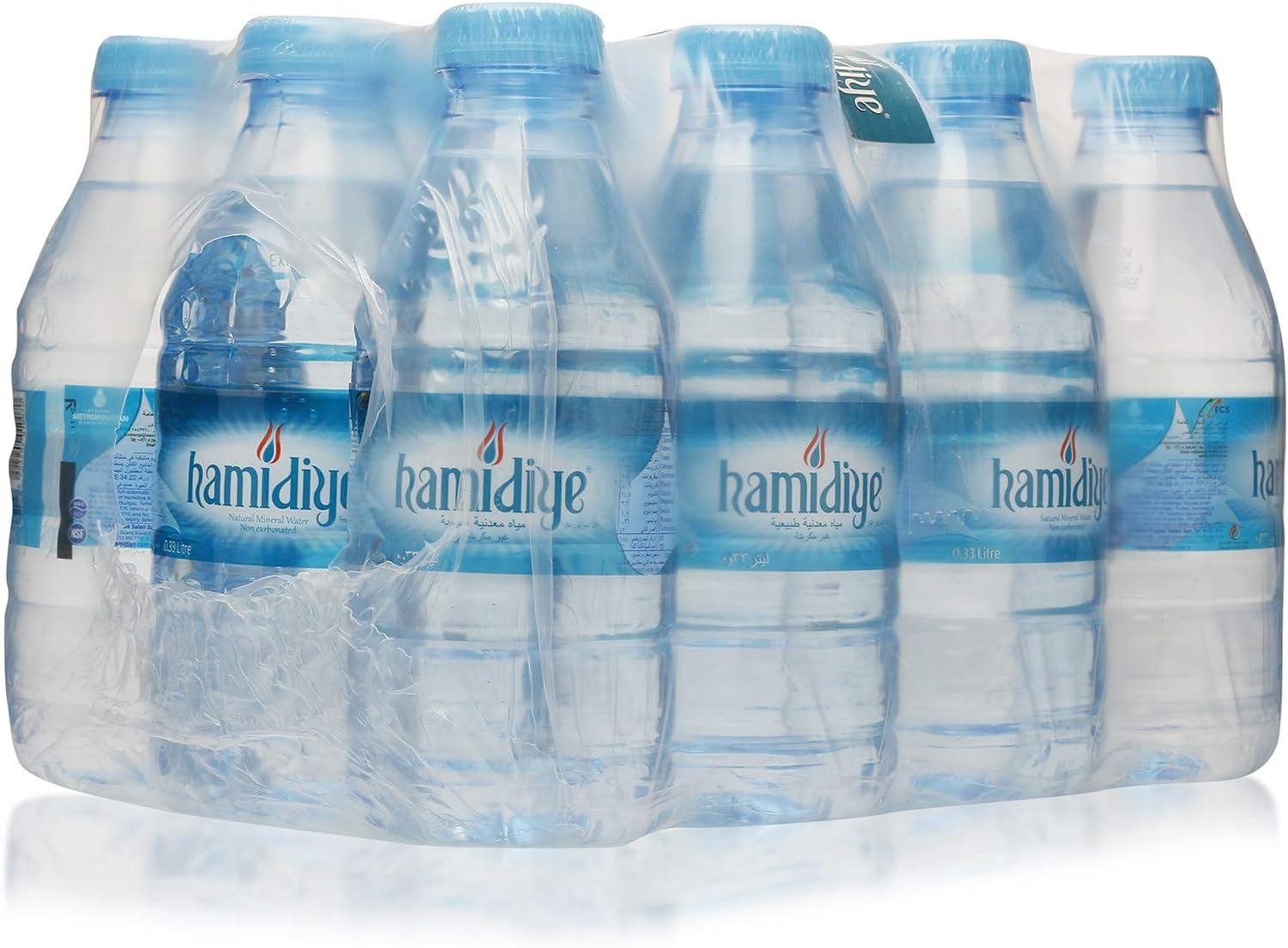 سعر Hamidiye Natural Spring Water 330 Ml فى الامارات بواسطة امازون الامارات كان بكام