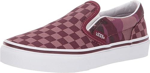 Amazon.com   Vans Kids Classic Slip-on
