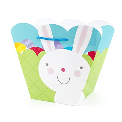 Buy hallmark medium easter gift bag bunny basket online at low hallmark medium easter gift bag bunny basket negle Images