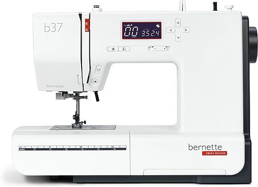 Bernina Bernette B37 - Máquina de coser: Amazon.es: Hogar