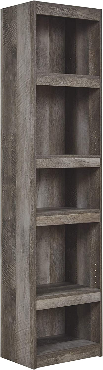 Signature Design by Ashley Wynnlow Pier-Style Bookcase, Gray