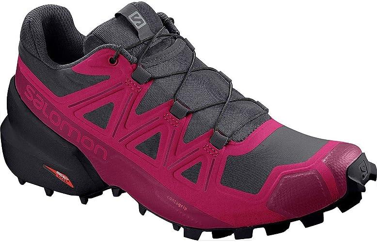 SALOMON Speedcross 5 Wide W, Zapatillas de Trail Running para Mujer: Salomon: Amazon.es: Zapatos y complementos