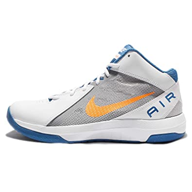 3834cb663a0 Nike Men s The Air Overplay Ix Wte Bt Citrus Basketball Shoes-9 UK ...