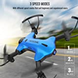 DROCON NINJA FPV Drone with 720P HD Wi-Fi Camera
