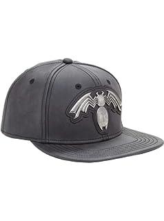 f6d5eddc7e04c Amazon.com  New Era Venom Logo Black Snapback Cap 9fifty 950 OSFA ...